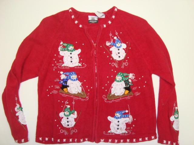 Ugly Christmas Sweaters 5631