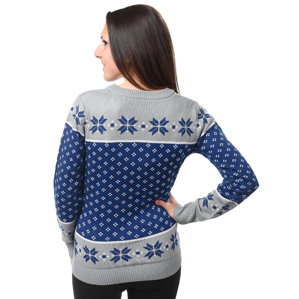 Indianapolis Colts Womens Christmas Sweater Ugly Christmas Sweater