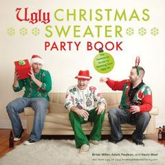 The Ugly Christmas Sweater Book - Hardcover