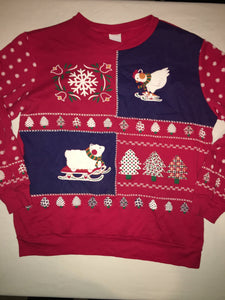 Old Spice - Funny Christmas Sweatshirt