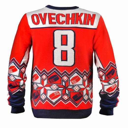 Alex Ovechkin Ugly Christmas Sweater Washington Capitals buy now