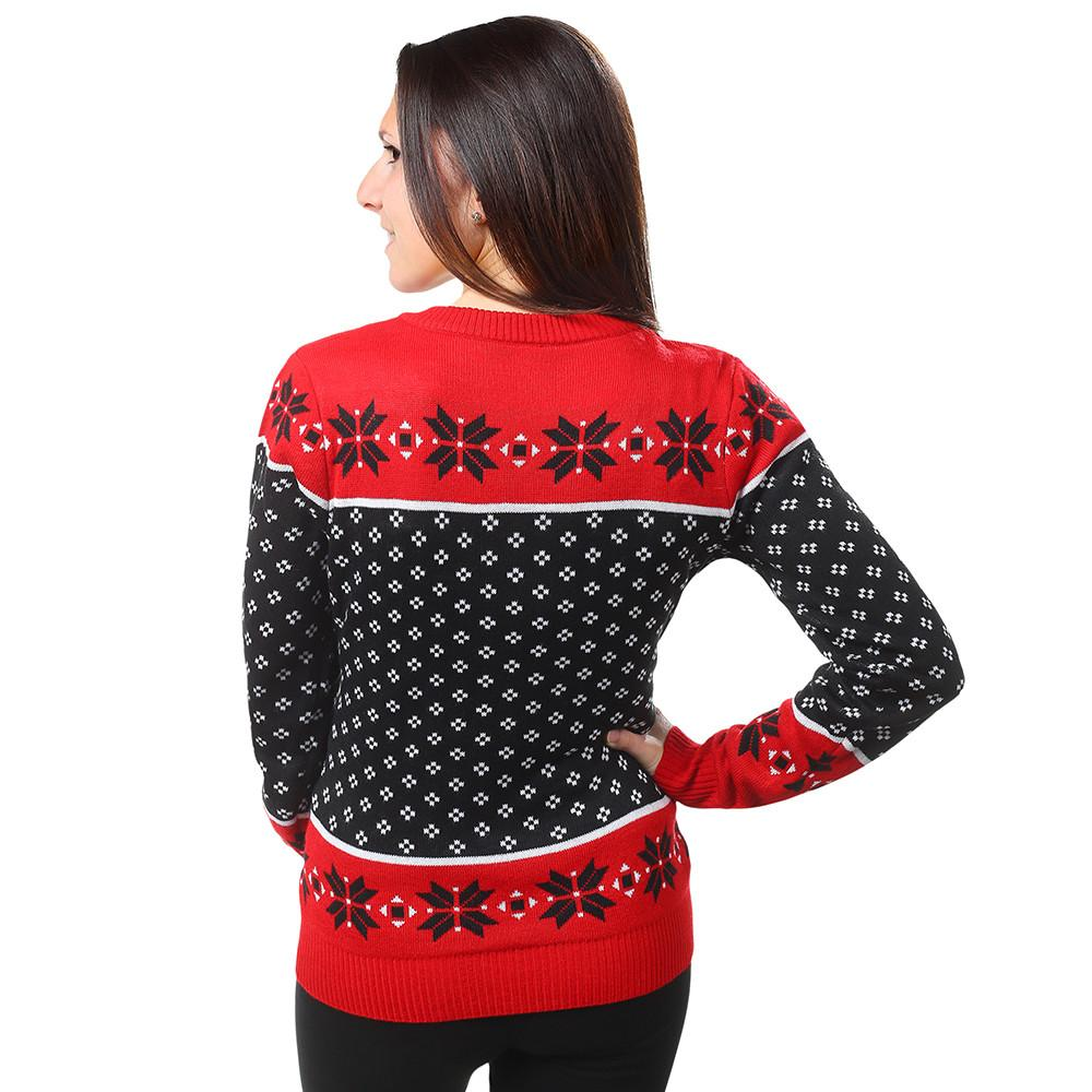 Chicago Blackhawks Ugly Christmas Sweater – Ugly Christmas Sweater Party