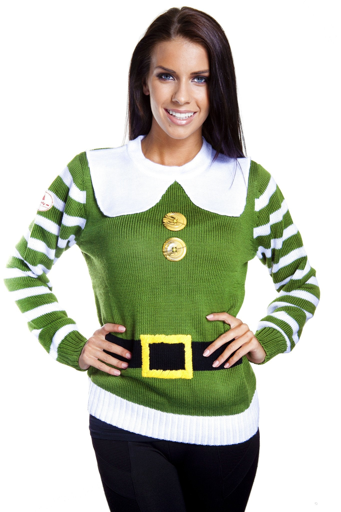 Buddy Elf Christmas Sweater