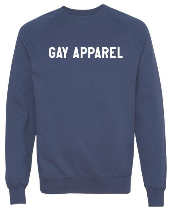 Gay Apparel Funny Christmas Sweatshirt for Men and Women