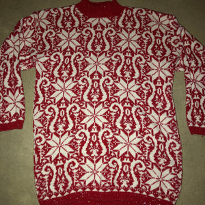 If Rudolph Had a Vintage Sweater 1708
