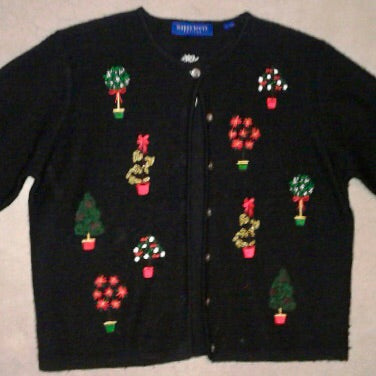 Mister Potter Vintage Christmas Sweater 1730