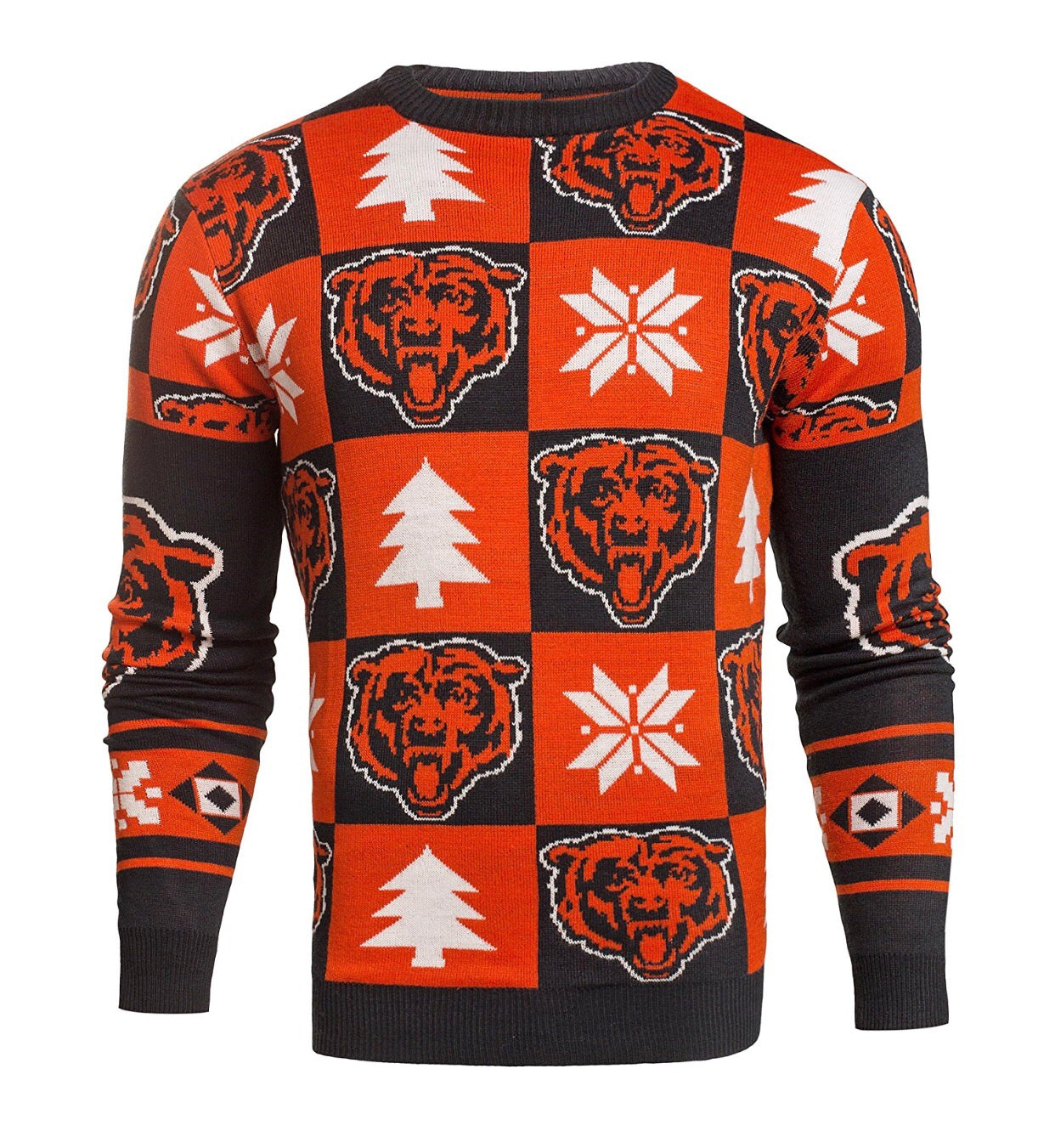 Da Coach Edition Chicago Bears Ugly Sweater