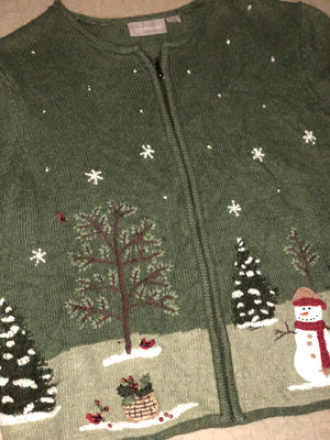 Chernobyl Christmas Vintage Sweater 1718