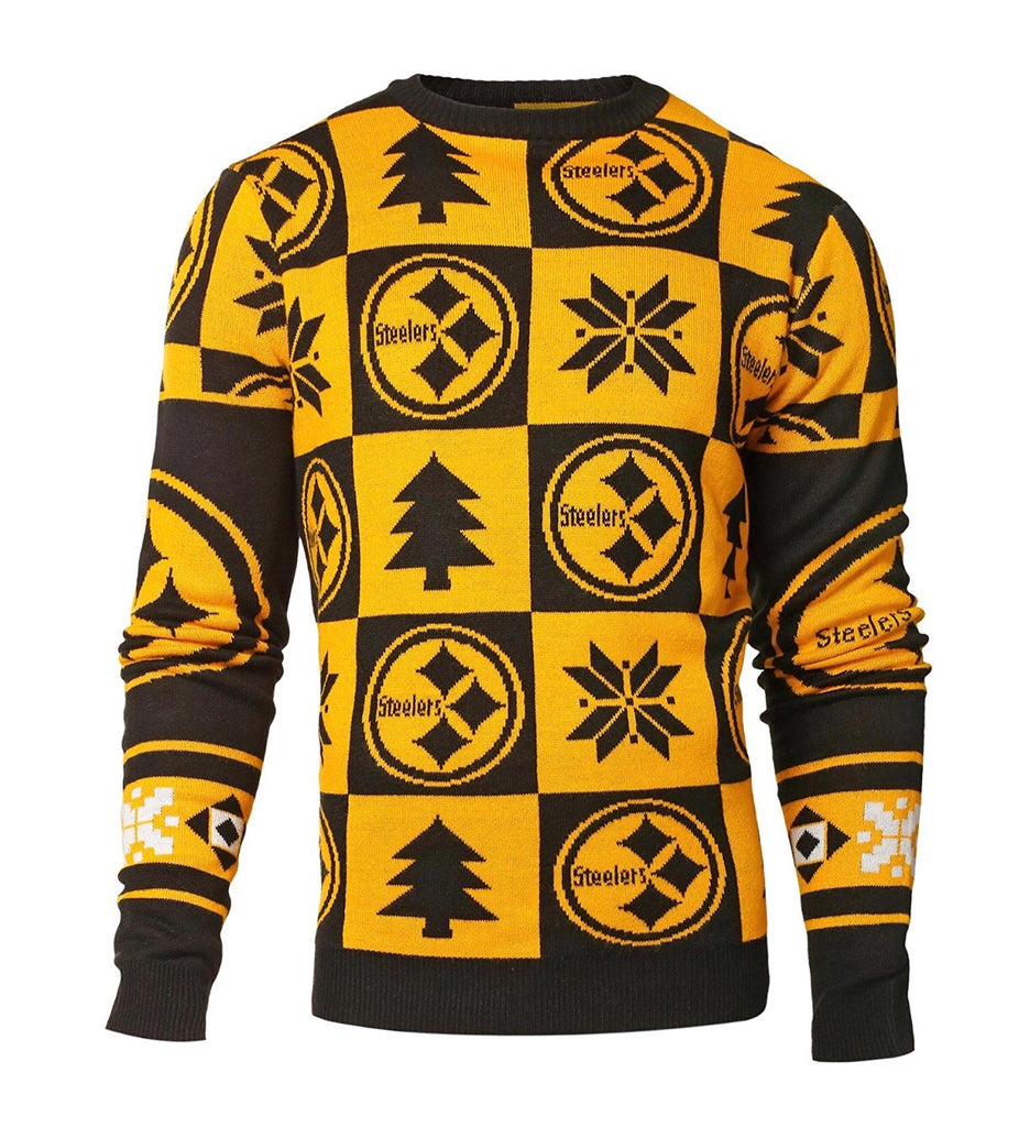 6a22ab9dbb8 Pittsburgh Steelers Ugly Christmas Sweaters – Ugly Christmas Sweater ...