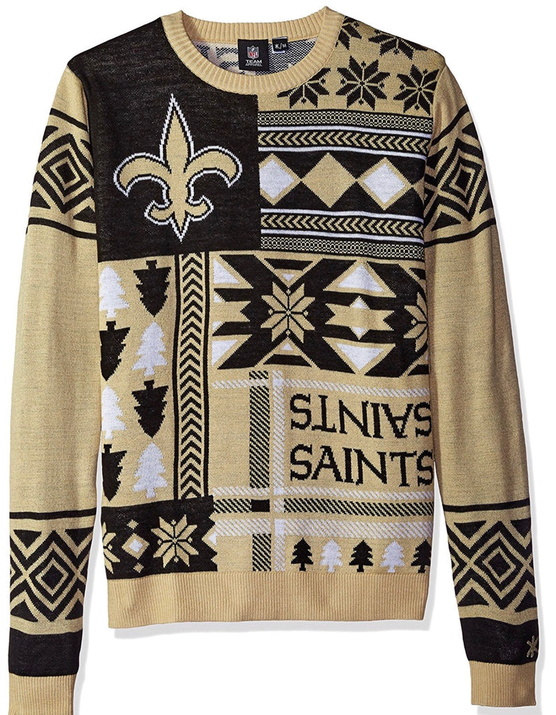 c8832479 New Orleans Saints Ugly Christmas Sweaters