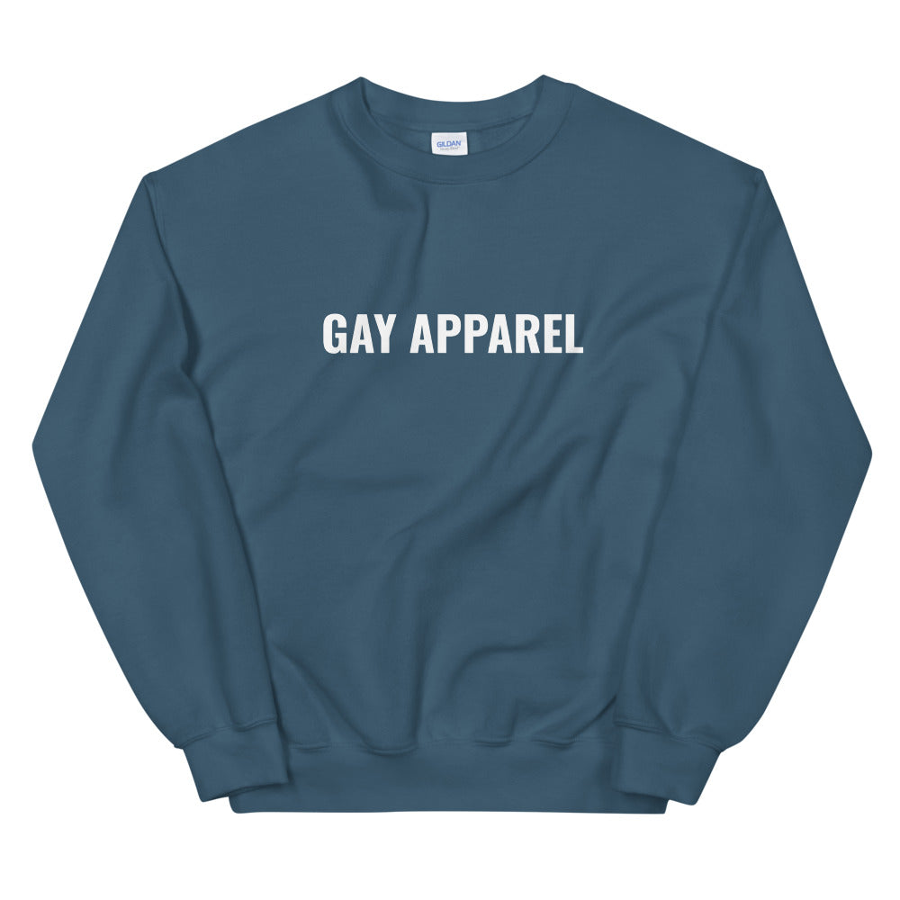 Gay Apparel Holiday Party Sweatshirt