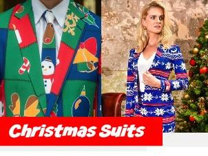 Buy Christmas Suits Holiday Fox and Friends