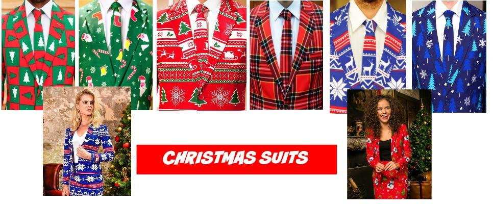 Buy Christmas Suits Funny Holiday Fashion Suit