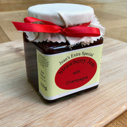 Strawberry Jam with Champagne 300g