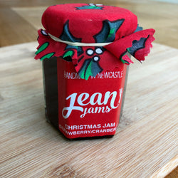 Christmas Jam (Strawberry & Cranberry) 110g