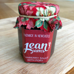 Cranberry Sauce with Port 110g