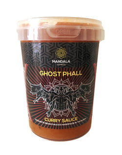 Ghost Phall Curry Sauce