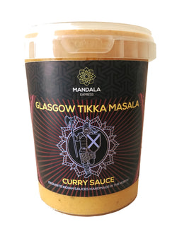 Glasgow Tikka Masala Curry Sauce