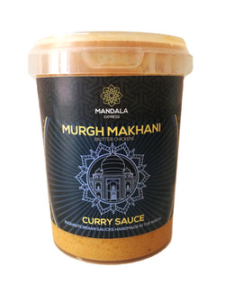 Murgh Makhani Curry Sauce