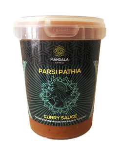 Parsi Pathia Curry Sauce
