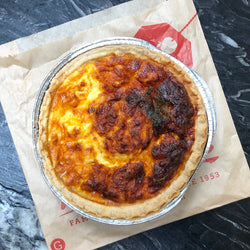 Cheese and Onion Quiche