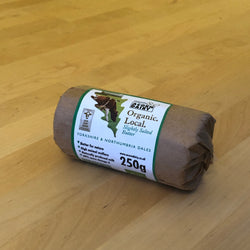 Organic Hand Wrapped Butter 250g