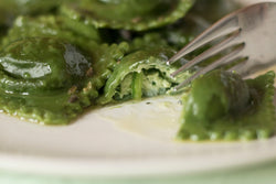 Fresh Ricotta Cheese & Spinach Ravioli 250g (Saturday delivery only)