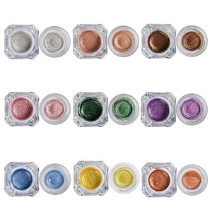 Vibrance Jelly Eyeshadow 09 - Be Brave - Vibrance Cosmetics