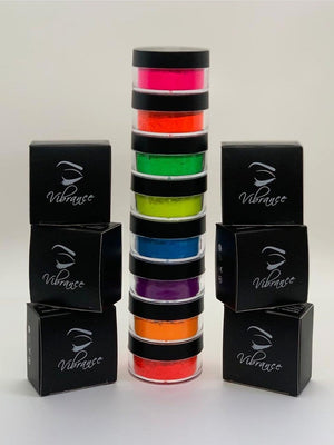 Bright Lights, Big City Neon Eyeshadow Collection - Vibrance Cosmetics