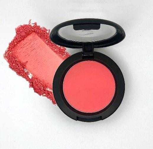 Powder Blush 01- Pretty In Pink - Vibrance Cosmetics