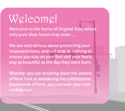 Welcome to Original Sole