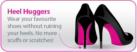 High Heel Protection - Heel Huggers