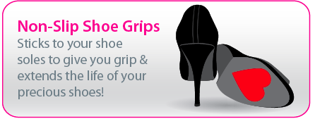 Non Slip Shoe Sole Grips for High Heels