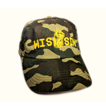 Load image into Gallery viewer, WIS[]SIN, Camo, Hunting Cap