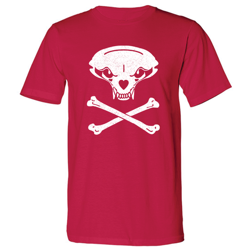 The Bloody Red, Unisex T-shirt