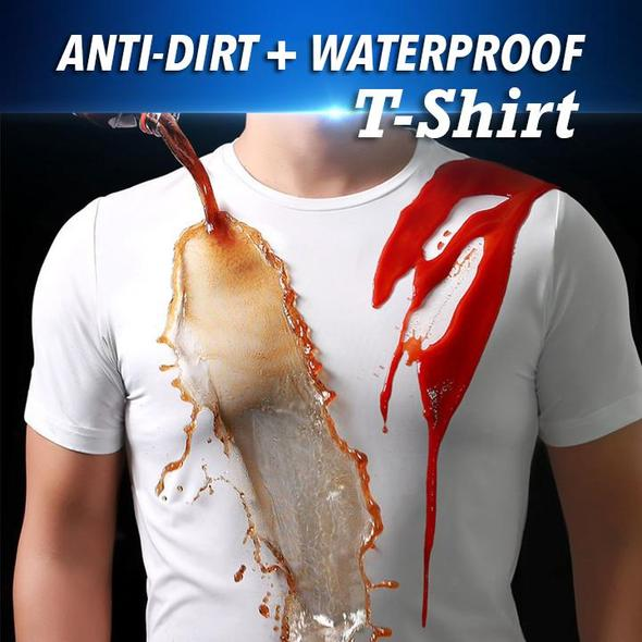 Anti-Dirt Waterproof T-Shirt