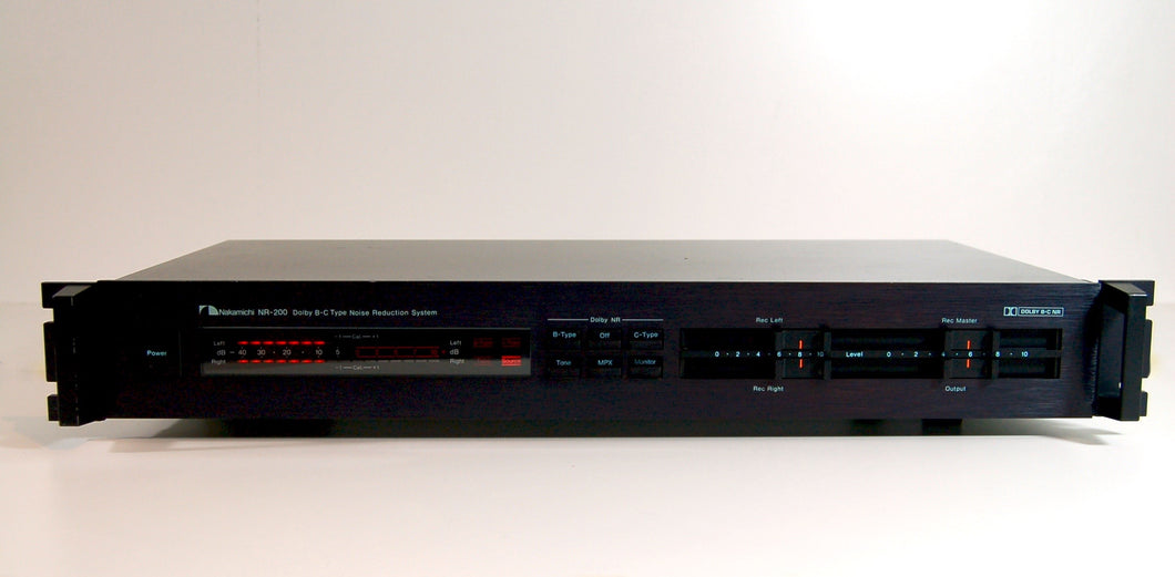 Nakamichi NR-200 - Weston Electric Arts