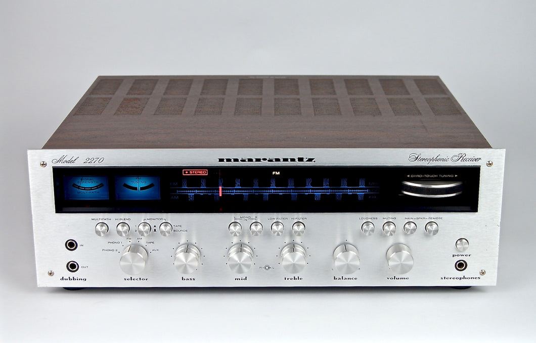 Marantz 2270 - Weston Electric Arts
