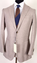 Load image into Gallery viewer, New Suitsupply Havana Brown Twill Weave Wool/Cashmere Blazer - Size 38R