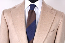 Load image into Gallery viewer, New Suitsupply Vincenza Light Brown 100% Cashmere Coat - Size 44L