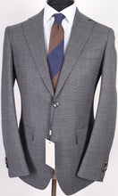 Load image into Gallery viewer, New Suitsupply Havana Mid Gray Plain 100% Wool Super 120s Suit - Size 36R, 38S, 38R, 40S, 40L, 42R, 42L, 46R