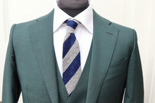 Load image into Gallery viewer, NWT Suitsupply Green Plain Lazio 100% Wool 3 Piece Suit - Size 38R, 40S, 40R, 42R, 44R