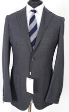 Load image into Gallery viewer, New Suitsupply Havana Dark Gray 100% Wool Traveller Suit - Size 38R