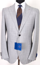 Load image into Gallery viewer, New Suitsupply JORT Light Gray 100% Wool Suit - Size 40L