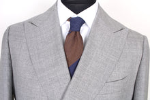 Load image into Gallery viewer, New Suitsupply Havana Light Gray 100% Wool All Season Suit - Size 44R