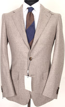 Load image into Gallery viewer, New Suitsupply Havana Safari Oatmeal Brown 100% Blazer - Size 38R