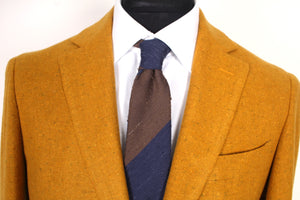 New Suitsupply Havana Mustard 100% Wool Blazer - Size 38R