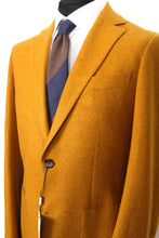 Load image into Gallery viewer, New Suitsupply Havana Mustard 100% Wool Blazer - Size 38R