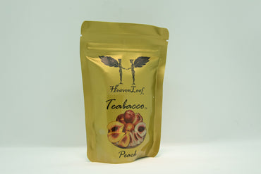 [Peach] 100g HeavenLeaf Teabacco