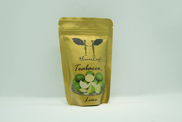 [Lime] 100g HeavenLeaf Teabacco